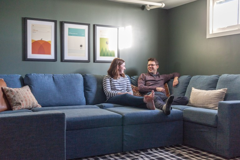 How to Connect Sectional Sofa Together?