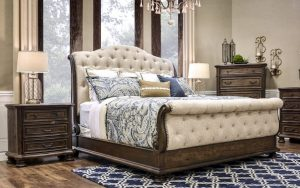 How to Arrange Bedroom Furniture in a Square Room?