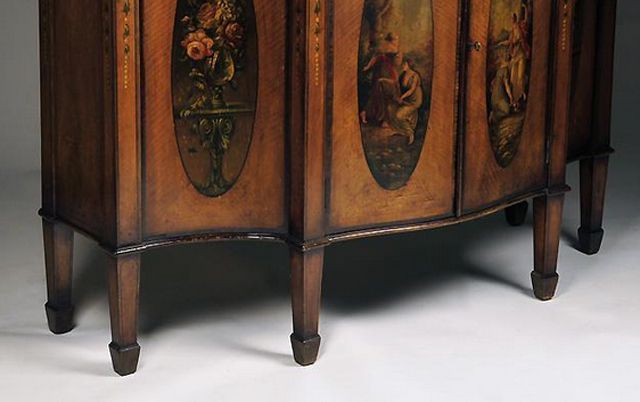 How to Date Antique Furniture by Feet?