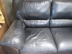 How to Fix a Burn Hole in a Leather Couch?