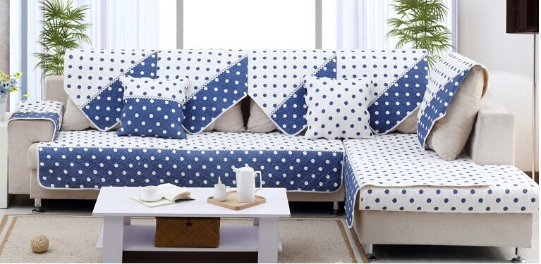 How to Make Sofa Covers at Home?