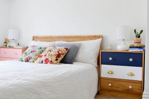 How to Make a Bedside Table With Drawers?