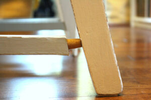 How to Fix a Broken Arm on a Wooden Chair?