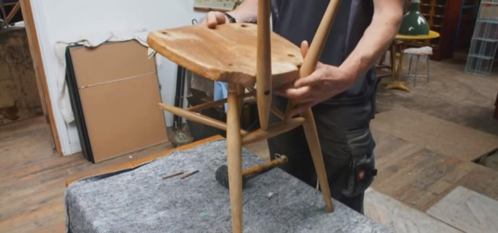 How to Fix a Broken Leg on a Dining Room Chair?