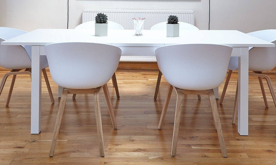 How to Keep Chairs From Sliding on Wood Floors?