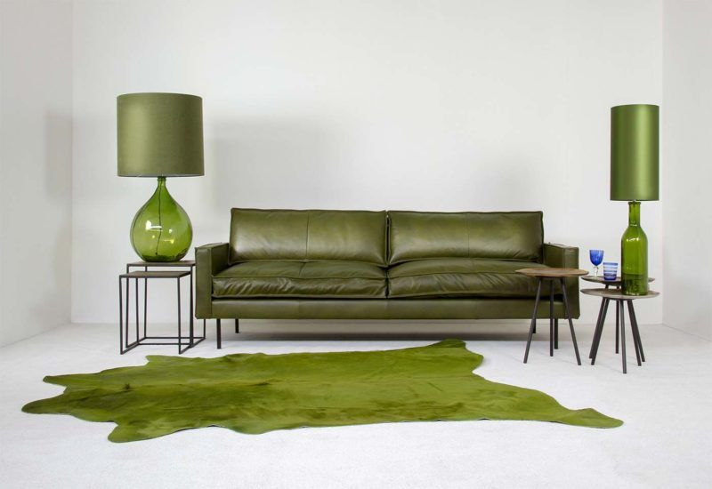 How Do You Fix a Slippery Leather Couch?