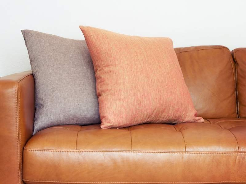 Why is Color Coming Off My Leather Sofa?