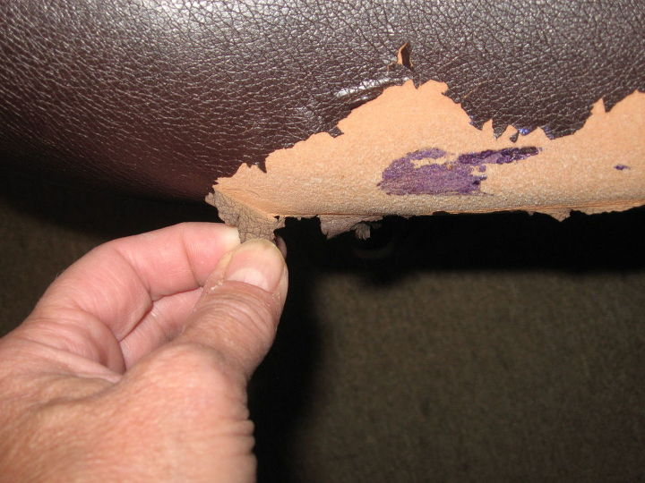 Why is My Leather Sofa Peeling?