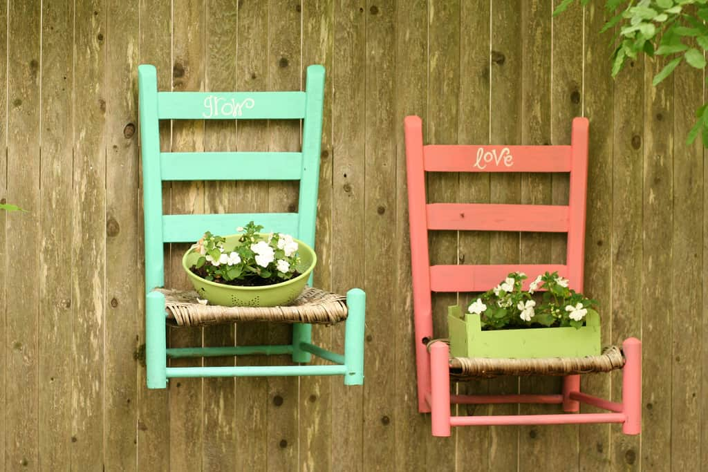 Can You Recycle Wooden Chairs?