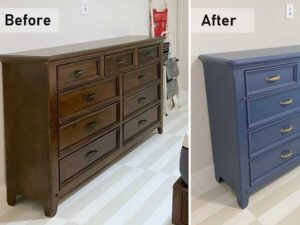 Can You Spray Paint a Nightstand?