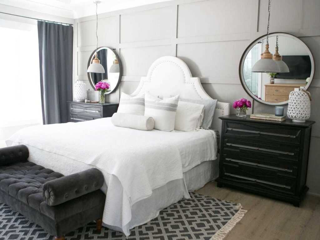 Can a Nightstand Be Taller Than the Bed?