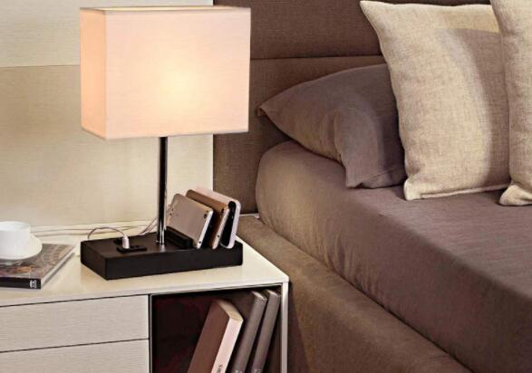 Can a Nightstand Lamp Be Taller Than Headboard?