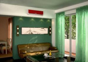 How to Decorate Around a Wall Air Conditioner?