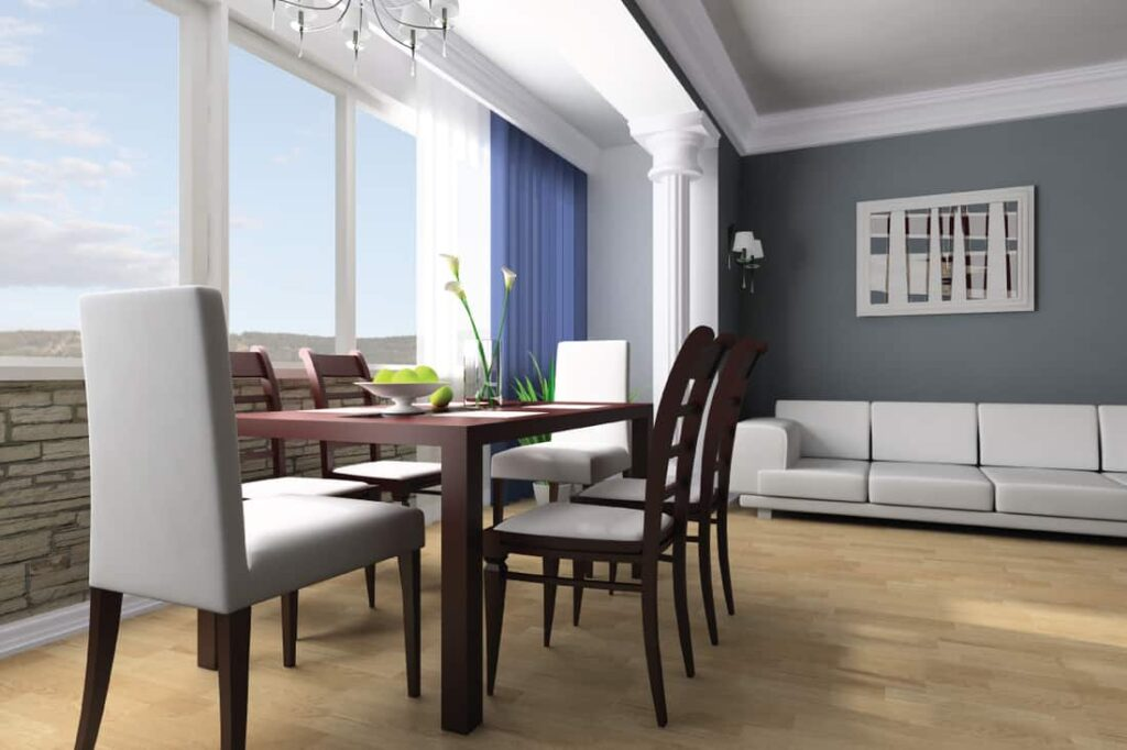 How to Make Dining Room Chairs Taller?