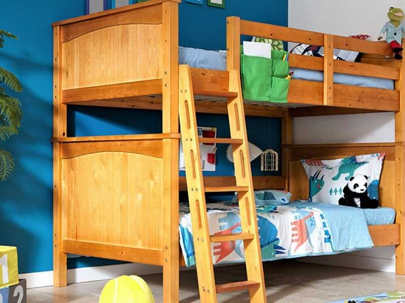 How to Make a Bunk Bed Ladder Cover?