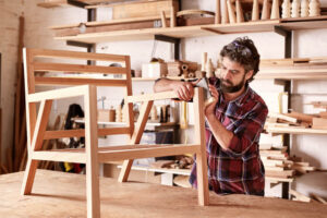 What Are the Parts of a Wooden Chair?